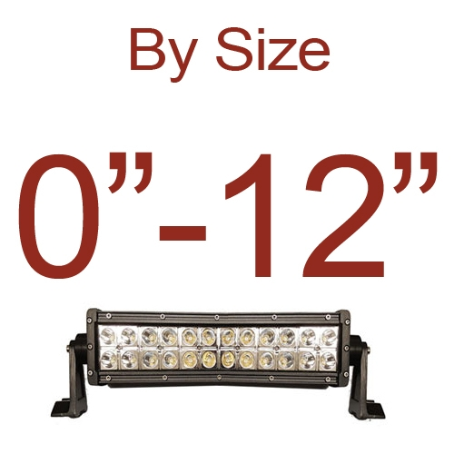 "0"" TO 12 INCH LED BAR"