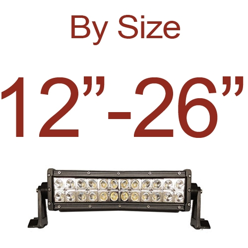 """13"""" TO 26 INCH LED BAR"""