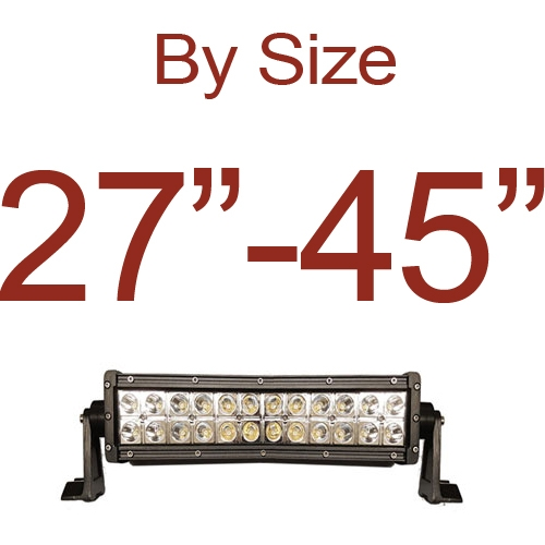 "27"" TO 45 INCH LED BAR"