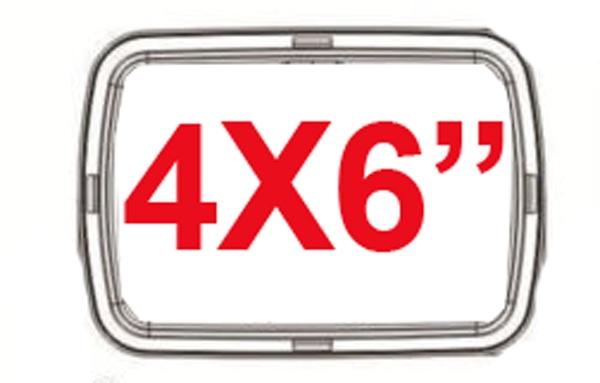 4X6 INCH CONVERSION