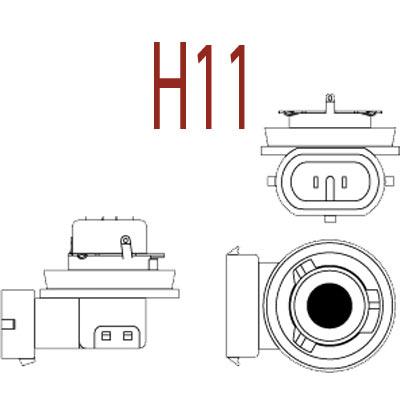 H11/H8