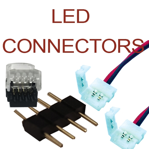 LED CONNECTORS AND WIRING