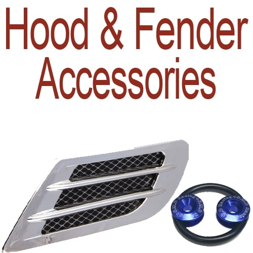 Hood & Fender Accessories